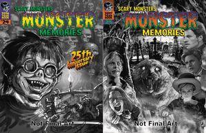 [Monster Memories Yearbook 2017 (Product Image)]