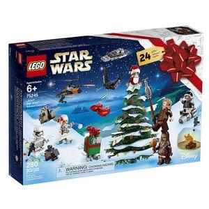 [LEGO: Star Wars: Advent Calendar 2019 (Product Image)]