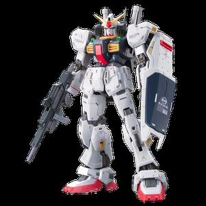 [Gundam: RG Model Kit: Gundam RX-178 Mk II A.E.U.G. (1/144) (Product Image)]
