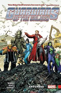 [Guardians Of Galaxy: New Guard: Volume 4: Grounded (Premiere Edition Hardcover) (Product Image)]
