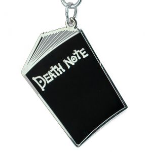 [Death Note: Keychain: Death Note (Product Image)]