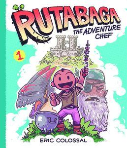 [Rutabaga Adventure Chef: Volume 1 (Hardcover) (Product Image)]