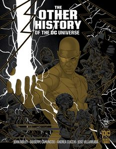 [Other History Of The DC Universe #1 (Campbell Gold Metallic Ink Variant) (Product Image)]