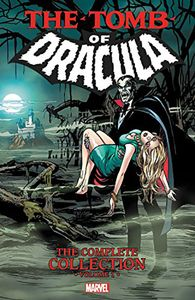 [Tomb Of Dracula: Complete Collection: Volume 1 (Product Image)]