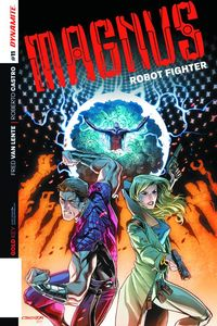 [Magnus: Robot Fighter #11 (Cover B Smith Exclusive Subscription Variant) (Product Image)]