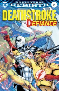 [Deathstroke #24 (Variant Edition) (Product Image)]