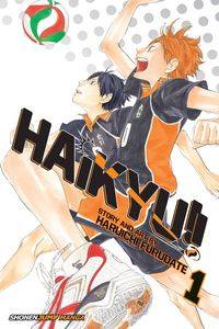 [Haikyu!! Volume 1 (Product Image)]