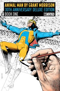 [Animal Man: Book 1: 30th Anniversary Deluxe Edition (Hardcover) (Product Image)]