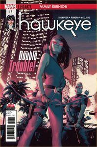 [Hawkeye #15 (Legacy) (Product Image)]