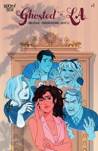 [Ghosted In LA #1 (Cover A Main Keenan) (Product Image)]