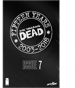 [Walking Dead #7 (15th Anniversary Blind Bag - Daniel Warren Johnson Variant) (Product Image)]