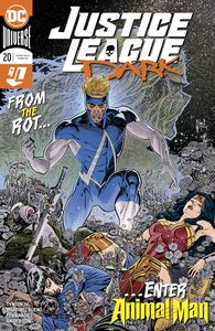 [Justice League Dark #20 (Product Image)]