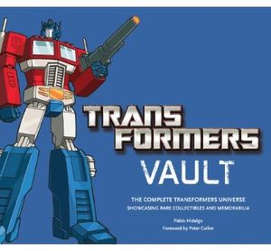 [Transformers Vault: The Complete Transformers Universe (Hardcover) (Product Image)]