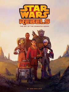 [The Art Of Star Wars Rebels (Hardcover) (Product Image)]