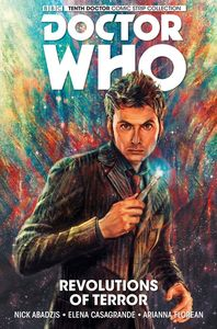 [Doctor Who: The Tenth Doctor: Titan: Volume 1: Revolutions Of Terror (Product Image)]