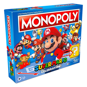 [Monopoly: Super Mario Celebration (Product Image)]