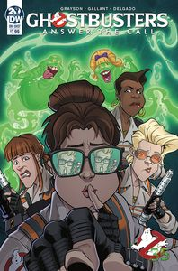 [Ghostbusters: 35th Anniversary: Answer Call Ghostbusters (Gallant) (Product Image)]