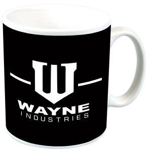 [Batman: Mug: Wayne Industries (Product Image)]