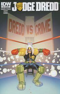 [Judge Dredd #22 (Subscription Variant) (Product Image)]
