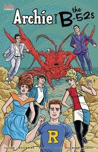 [Archie Meets The B-52s #1 (Cover B Allred) (Product Image)]