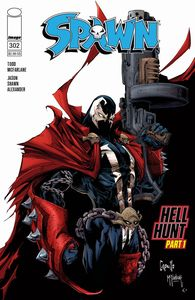 [Spawn #302 (Cover A Cappulo & Mcfarlane) (Product Image)]
