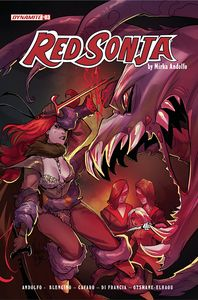 [Red Sonja: 2021 #3 (Cover A Andolfo) (Product Image)]