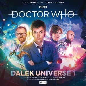 [The Tenth Doctor Adventures: Dalek Universe 1 (Product Image)]