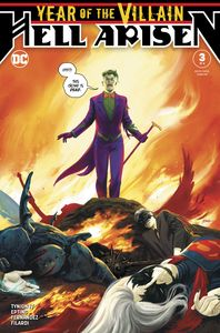 [Year Of The Villain: Hell Arisen #3 (Product Image)]