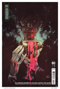 [DC Horror Presents: The Conjuring: The Lover #1 (2nd Printing) (Product Image)]