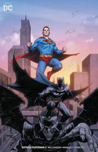 [Batman Superman #2 (Variant Edition) (Product Image)]
