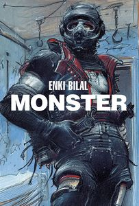 [Monster (Hardcover) (Product Image)]