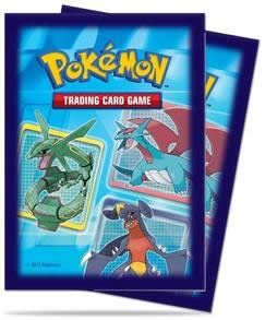[Pokemon: Generation 6: Deck Protectors (Product Image)]