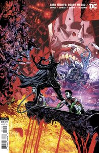 [Dark Nights: Death Metal #7 (Mahnke Variant) (Product Image)]