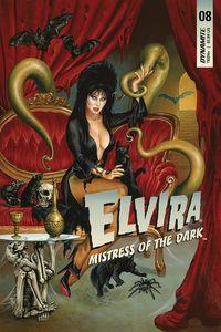 [Elvira: Mistress Of Dark #8 (Cover A Jusko) (Product Image)]