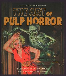 [The Art Of Pulp Horror (Hardcover) (Product Image)]
