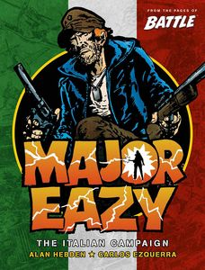 [Major Eazy: The Italian Campaign (Product Image)]