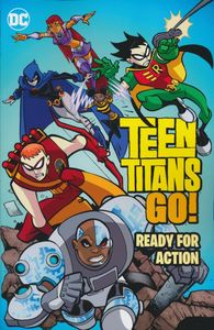 [Teen Titans Go!: Ready For Action (Product Image)]
