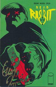 [Dead Rabbit (Gerry Duggan Signed Ashcan) (Product Image)]