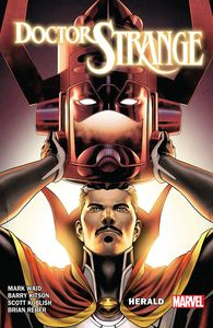 [Doctor Strange: By Mark Waid: Volume 3: Herald (Product Image)]