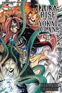 [Nura: Rise Of The Yokai Clan: Volume 24 (Product Image)]