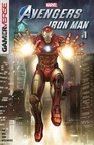 [Marvels Avengers: Iron Man #1 (Product Image)]