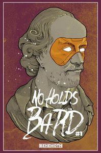 [No Holds Bard #1 (Cover E Kloc) (Product Image)]