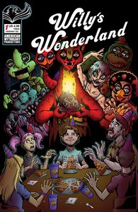 [Willy's Wonderland: Prequel #1 (Cover B Calzada) (Product Image)]