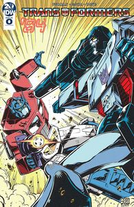 [Transformers 84 # (Cover A Guidi) (Product Image)]