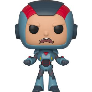 [Rick & Morty: Pop! Vinyl Figure: Morty In Mech Suit (Product Image)]