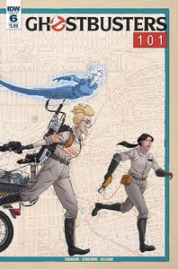 [Ghostbusters 101 #6 (Cover A Schoening) (Product Image)]