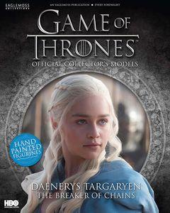[Game Of Thrones: Model Collection Magazine #1 Daenerys Targaryen (Product Image)]