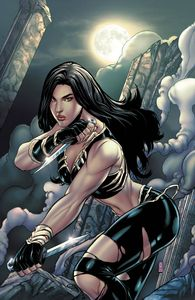 [Grimm Fairy Tales: Dance Of The Dead #2 (Cover A Murti) (Product Image)]