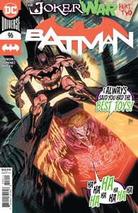 [Batman #96 (Joker War) (Product Image)]