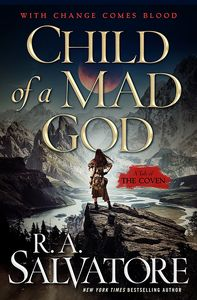 [Child Of A Mad God (Hardcover) (Product Image)]